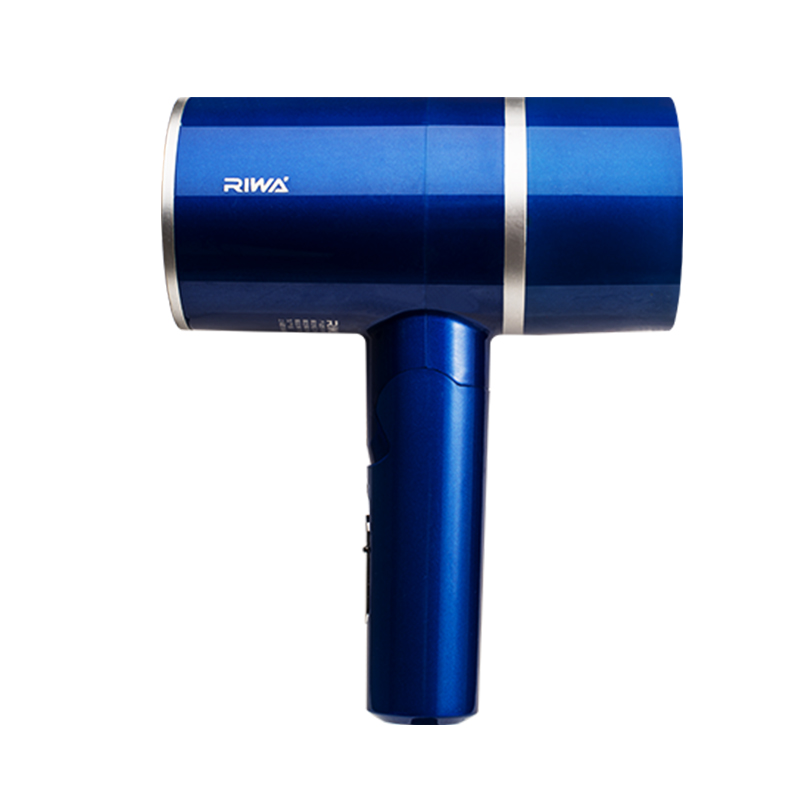 Fashion T Type Exterior Royal Blue Foldable Handle Professional Hair Dryer Anion 1200W Hairdryer Family's Favorite цена и фото
