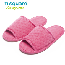 M Square Travel Accessories for Travel Slippers Women Slippers Indoor Winter Minion Home Slippers Home Shoes House Warn Slippers
