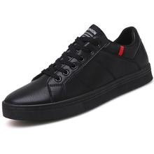 ماركة جلد الرجال حذاء كاجوال الخريف موضة أحذية رياضية الأحذية المطاط الدافئة الذكور حذاء مسطح الشتاء أحذية رجالي مبيعات رجل مصمم