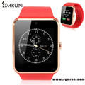 Symrun Smart Watch Android Clock SIM Card Bluetooth Smartwatch Waterproof Wearable Devices GSM Network with Camera