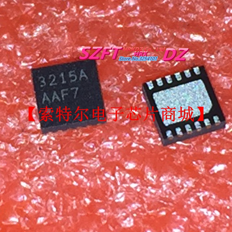 SZFTHRXDZ    100%  new original   10PCS   AW3215ADNR  QFN