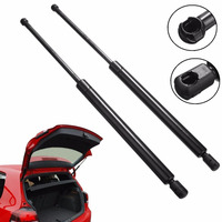 2pcs Rear Tail Gate Gas Struts Boot Lift Holders Steel For VW For Golf MK5 2003