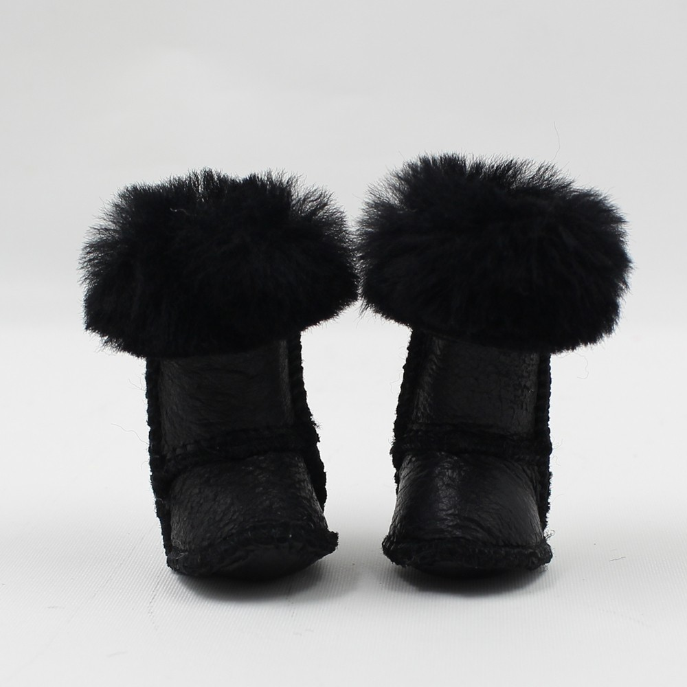 Neo Blythe Doll Leather Winter Shoes 2
