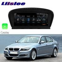 LiisLee Car Multimedia GPS Audio Hi Fi Radio Stereo For BMW 3 Series E90 2004~2013 Original CCC Style Navigation NAVI