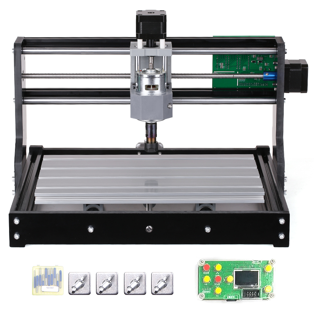 CNC Engraving 3018 Engraver Router Carving Milling Machine Plastic Wood Acrylic