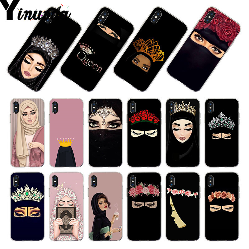 Yinuoda Cartoon Hijab Aesthetic Muslim Girl Ilham Malah Phone Case For Samsung Galaxy A7 A50 A70 A40 A20 A30 A8 A6 A8 Plus A9 Deshevyj Magazin Sexresort German state crown , gold and red crown , brown and red crown illustration png clipart. yinuoda cartoon hijab aesthetic muslim