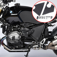1 Set Motorcycle Airbox Cover For BMW R nine T Pure Racer Scrambler Urban GS 2016 2017 2018 2019 Air Box Cover Protector Fairing