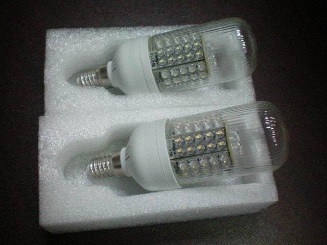 LED Corn Light with E27 Base;66pcs 5mm dip led;3.5-4W;270-380 lm;P/N:HA005I
