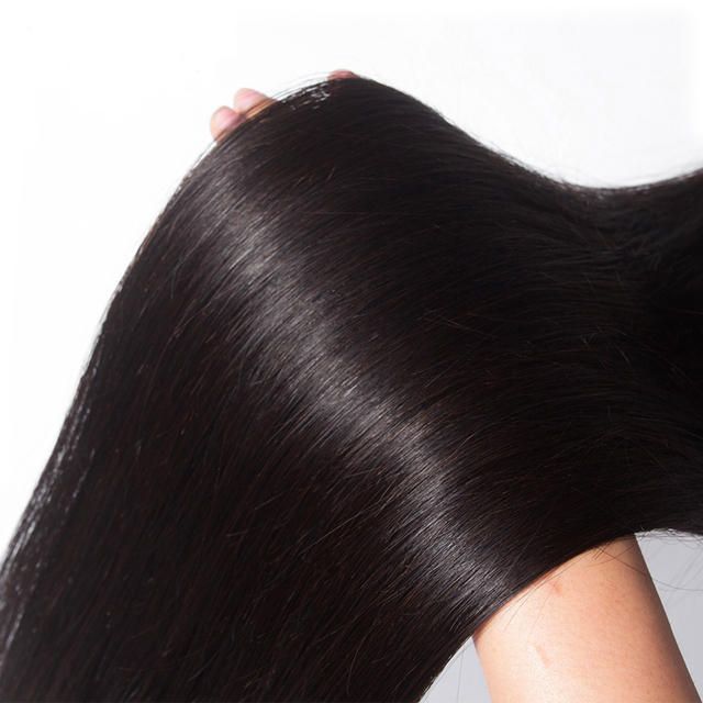 30 Inches Bundles Brazilian Straight Hair Extensions