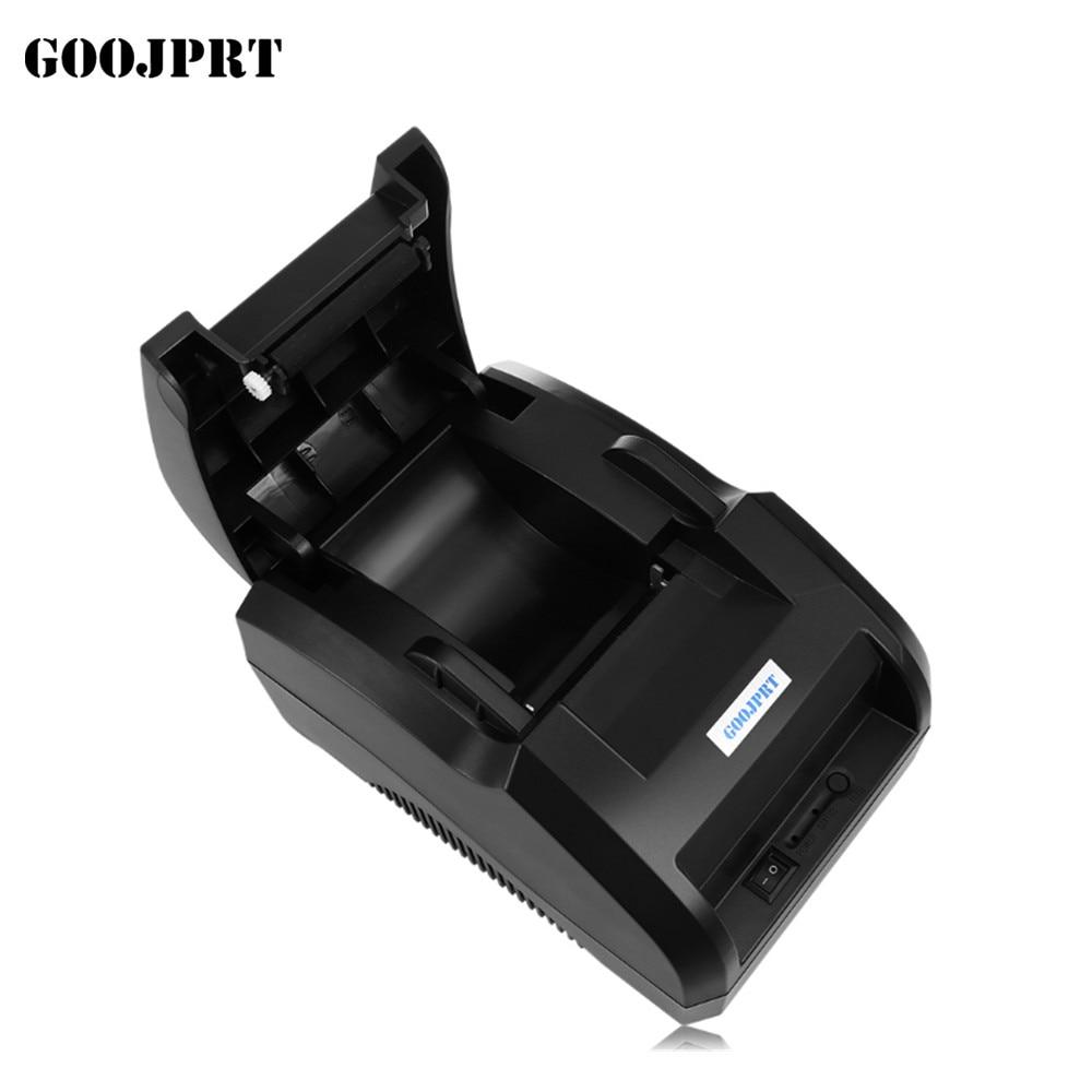 6e23b59d4d 5890 k Portatile 58mm Porta USB POS Ricevuta Stampante Termica - a ...