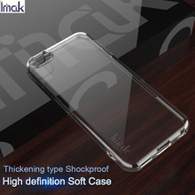 For Apple ipod Touch 6 Case IMAK Fitted Cases Phone Cover For Apple ipod Touch 6 Ultra Thin Soft TPU Case чехол r just для apple ipod touch 6 touch 5
