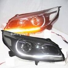 2012-2013 год для CHEVROLET для Malibu светодиодный головной фонарь для Audi style RT