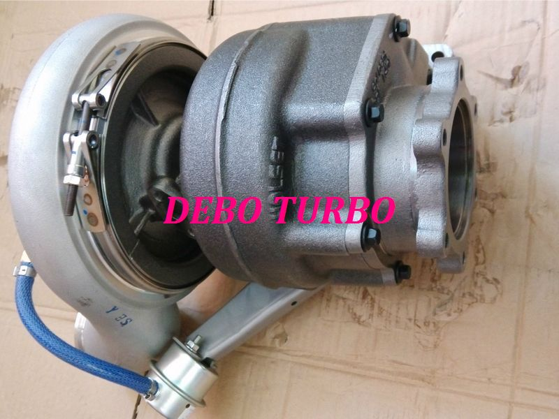 US $417 15 19% OFF|NEW GENUINE HX55W 1118010AM01 074A 2836251 2841438 turbo  Turbocharger for FAW AOSHEN Truck WUXI Diesel CA6DM2 11L 420HP -in Turbo