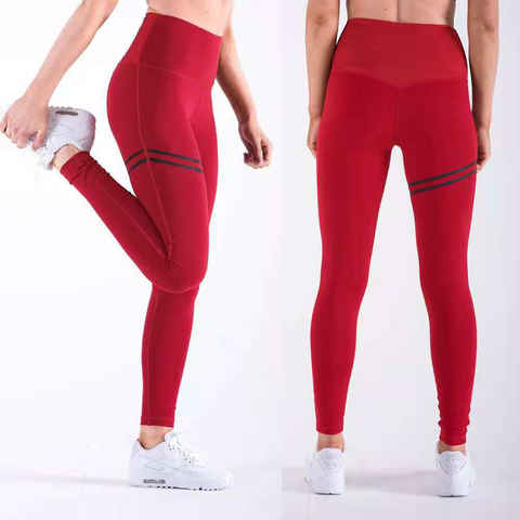 Fashion Push Up Leggings Women Workout Leggings Slim Leggings Polyester V-Waist Jeggings Women Pencil Pants LAISIYI Islamabad
