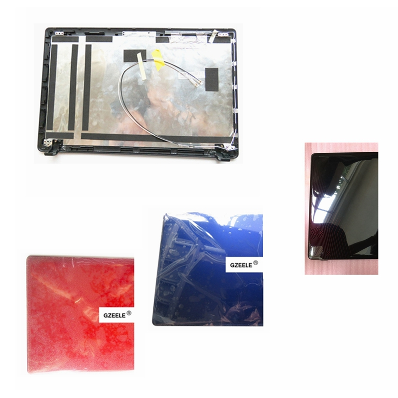 GZEELE Laptop Top LCD Back Cover For ASUS X550 X550C X550VC X550V A550 Y581C Y581L K550V R510V F550V New A Case three colors цена и фото