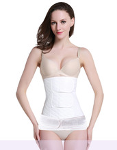 Postpartum abdomen with pure cotton bound maternal gauze belly plastic body 6 layers of yarn without fluorescent agent