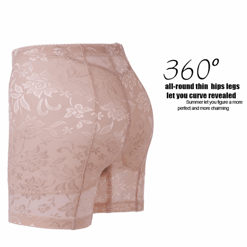 Butt and Hips Enhancement Underwear Push Up Control Panties Women Fake Ass Pants Pad Buttock Lifter Hip Enhancers