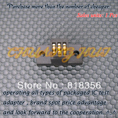 К-220 старения тест сиденье TO220-3 IC Тест Гнездо Транзистор Гнездо