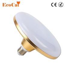 UFO Design LED Bulb E27 40w 50w 60w SMD 5730 Flat High Power Bright Lampada Led AC 220V Super Bright Light Bulb For Home Lightin