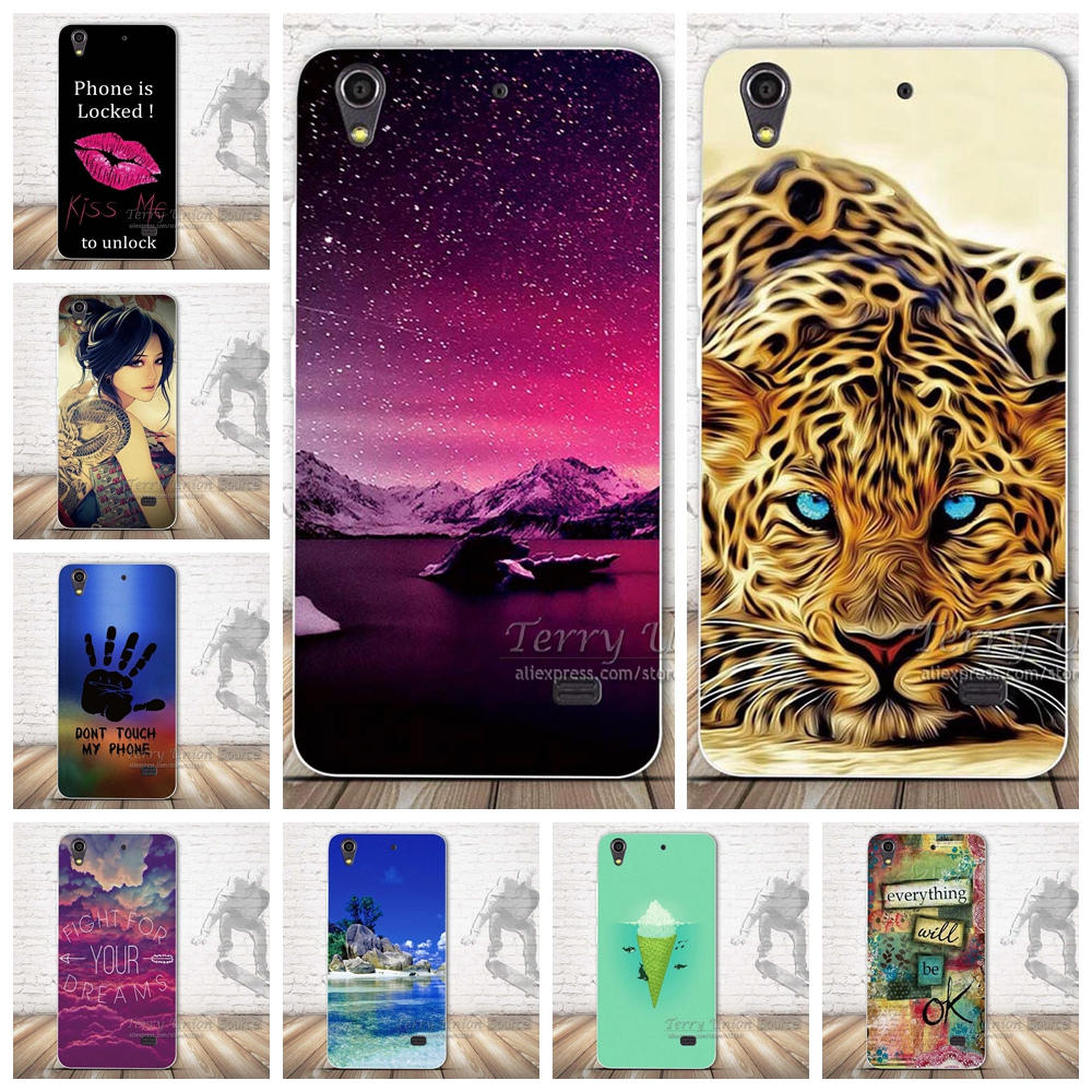 Case Cover for Huawei Ascend G620S G621 C8817E D Honor 4 Play Cases Silicone  Soft TPU Phone Cover