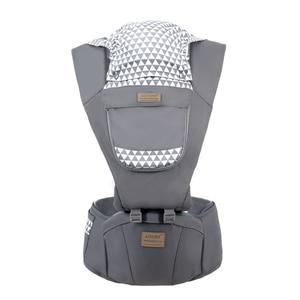 Image 2 - Bebek taşıyıcı ergonomik taşıyıcı sırt çantası Hipseat yenidoğan ve bebek için önlemek o tipi bacak sling bebek kanguru