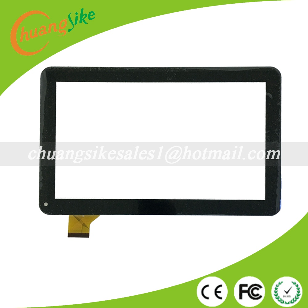 A+New 10.1 inch touch screen For  Supra M12CG 3G Tablet XN1530 panel digitizer glass Sensor replacement 257X159mm Random code new for 10 1 inch supra m12cg 3g tablet touch screen touch panel digitizer glass sensor replacement free shipping