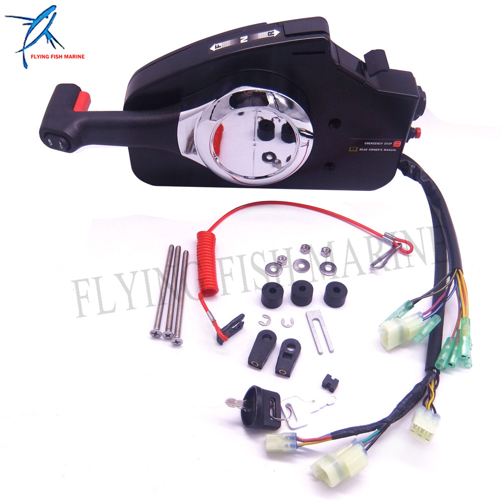 Outboard Engine 24800-ZZ5-A22 24800-ZZ5-A01 24800-ZZ5-A02 Remote Control Box for Honda Outboard Motor BF40-150