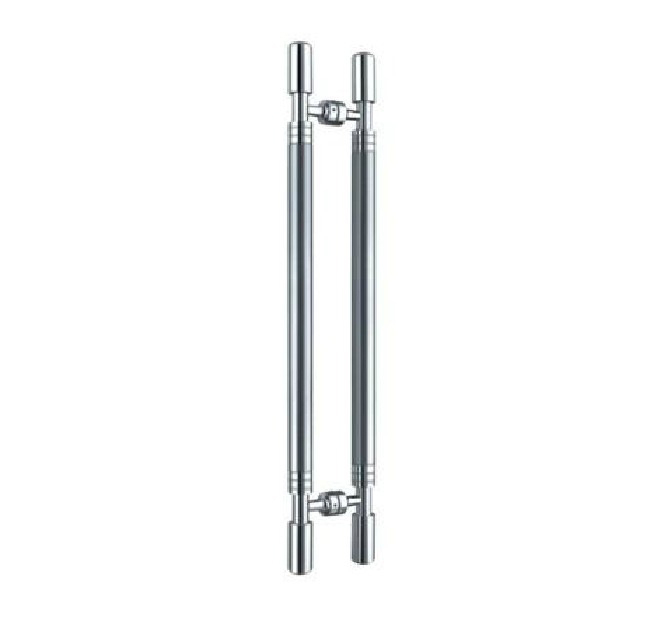 Storefront Door Pull Handles Tubing Stainless Steel 31-1/2 inches For Entry/Glass Door все цены
