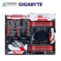 Gigabyte GA X99 Ultra Gaming рабочего Материнская плата X99 Ultra Gaming X99 LGA 2011 V3 DDR4 128 г SATA 3 USB3.0 ATX