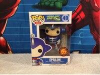 Оригинальный Funko поп Азии Astro Boy-epsilon мультфильм Коллекционная виниловая Рисунок Модель игрушки с оригинальной коробке