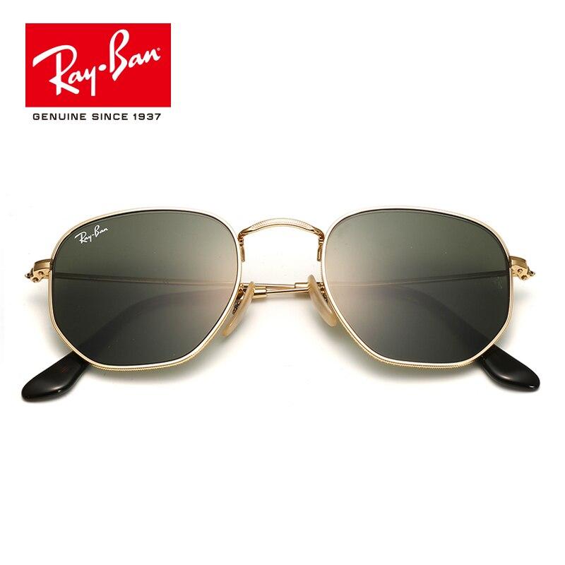 Rayban 2018 Original Outdoor Sunglasses UV Protection Lens Eyewear Accessories Sun Glasses RB3548-OO1 oreka 1025 outdoor sport resin lens nickel alloy frame uv protection sunglasses black