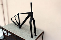 China 29er Full Suspension Carbon Frame Carbon MTB Frame Witfh Fork 29 With Cheap Price