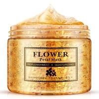 Flower Petals Mask hydrating face mask Whitening Hydrating Moisturizing Washable day and night mask Anti-Aging Skin Care Face Mask & Treatments