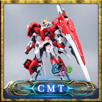 CMT MB Metal inşa Gundam 00 GN-0000 7 S 00 Yedi Kılıç Dişli Kırmızı Muayene Modeli action figure anime figürü
