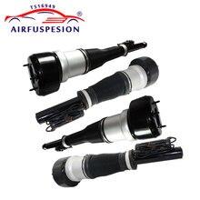 4 adet ön + arka hava süspansiyon amortisör hava yayı için Mercedes benz için W221 2213204913 2213209313 2213205513 2213205613