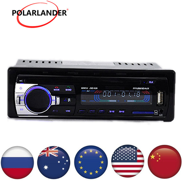 aliexpress com buy europe shipping fast delivery car radioeurope shipping fast delivery car radio bluetooth auto car audio stereo bluetooth player phone aux in mp3 fm usb 1 din remote12v