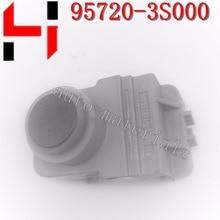 1 шт. натуральная PDC парковка Сенсор для Hyundai 95720-3s000 ультразвуковой Сенсор сборка 100% оригинал Сенсор старый Сенсор