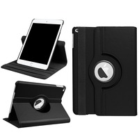 360 Rotation PU Leather Case For Apple IPad 2 3 4 Smart Cover Flip Cases With