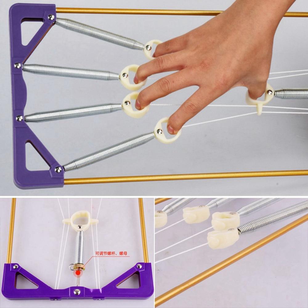 Finger Power Handgelenk-stärkungsmittel-ball Trainer Unterarm ...