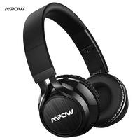 Updated Mpow Thor Wired Wireless Bluetooth Headphone Headset Bluetooth 4 0 Stereo 3 5mm Jack Headphone
