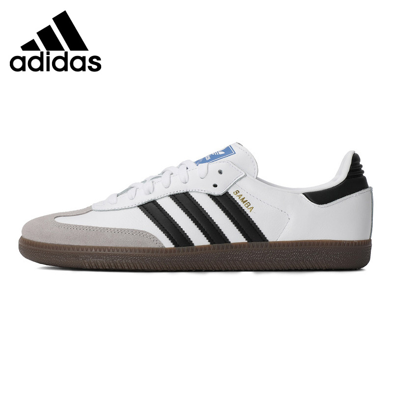 Original New Arrival Adidas Originals SAMBA OG Men's Skateboarding Shoes Sneakers