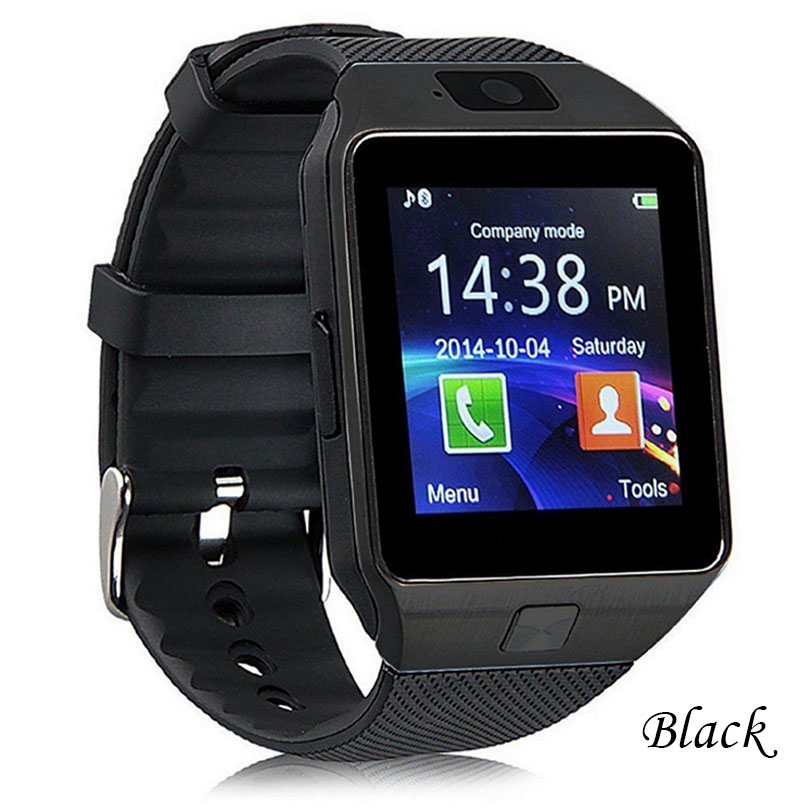 Bluetooth Smart Watch Smartwatch DZ09 Android TF SIM Camera Smart Clock Watches Relogios For iOS iPhone Samsung Huawei Xiaomi in Digital Watches from Watches
