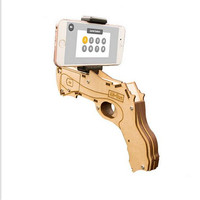 Augmented Reality AR GUN For 3D VR Games Toy Gun Game DIY For IPhone 7 7PLUS