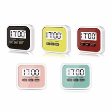 Leading Life Practical Use Digital Large LCD Display Home Kitchen Timer Electronic Cooking Stopwatch Tools
