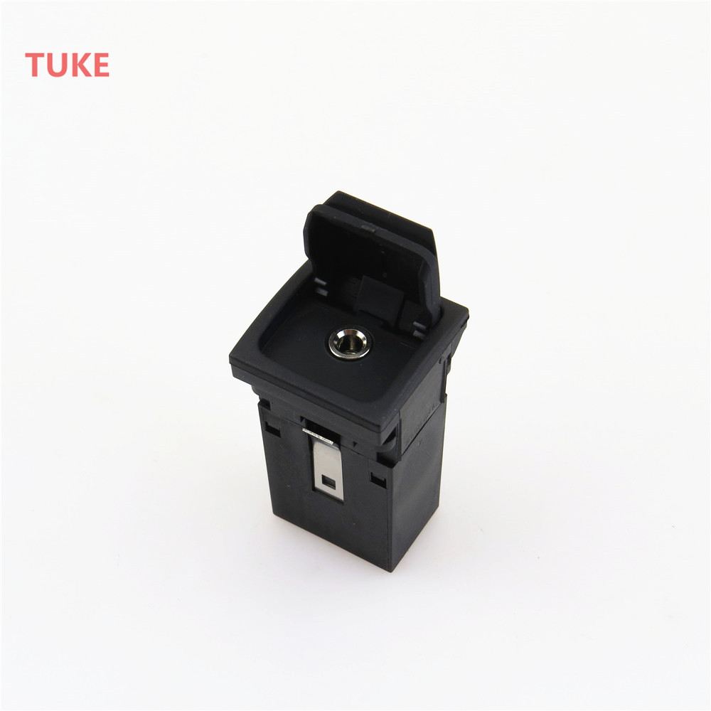TUKE 1 Pcs AUX Audio Input Auxiliary Interface Switch