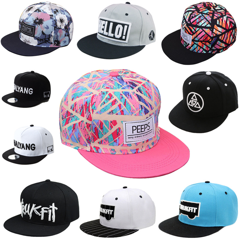 2017 Fashion hot brand cap baseball cap fitted hat Casual Outdoor sports snapback hats cap for men women wholesale
