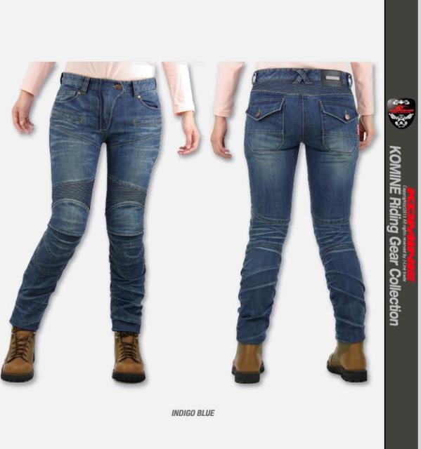c641d326 KOMINE PK-718 Super Fit Kevlar Denim Jeans Motorcycle ride jeans women  motorbike pants motorcycle jeans pants racing