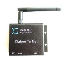 ZigBee gateway port przesyłania do ZigBee CC2531 ZigBee PRO protokołu PA odległość zdalna