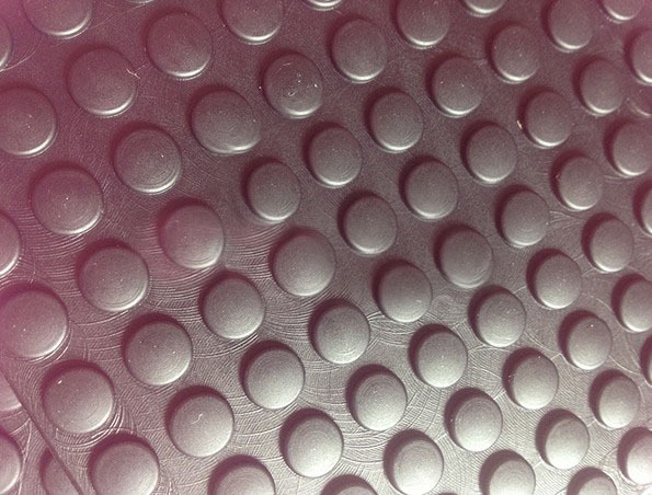 8*2.2mm Cylinder Feet Buffer,Black Anti Slip Adhesive Pads,door Buffer Kitchen  Cabinet Door Drawer Damper Bumper Stop Cushion