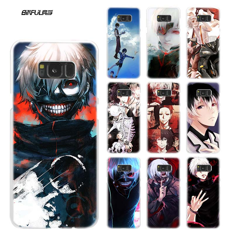 binful tokyo ghoul q clear case cover coque shell for. Black Bedroom Furniture Sets. Home Design Ideas